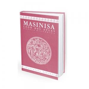Masinisa - León del Atlas- Anastassia Espinel Souares  - Arti - Tienda de arte y diseño