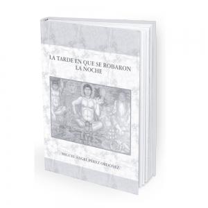 La Tarde en que se Robaron la Noche - Miguel Ángel Pérez Ordóñez   - Arti - Tienda de arte y diseño