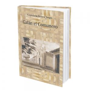 Galan el Comunero - Constancio Franco Vargas - Arti - Tienda de arte y diseño