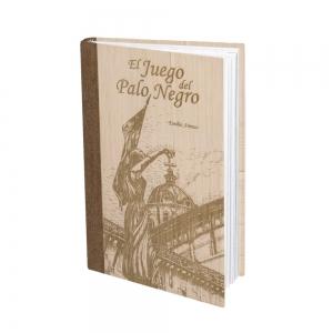 El Juego del Palo Negro - Emilio Arenas - Arti - Tienda de arte y diseño