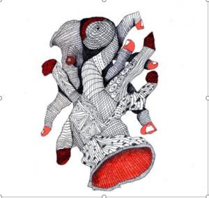 Dibujo del Maestro Miguel Ángel Gélvez Ramírez - Corporal 19/20 - Arti - Tienda de arte y diseño
