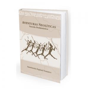 Aventuras Neolíticas - Anastassia Espinel Souares  - Arti - Tienda de arte y diseño