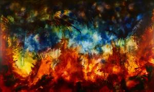 Obra  de Maestro Joan Suarez - Páramo Funesto - Arti - Tienda de arte y diseño