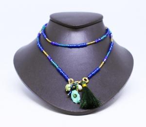 Collar Cerúleo - Arti - Tienda de arte y diseño