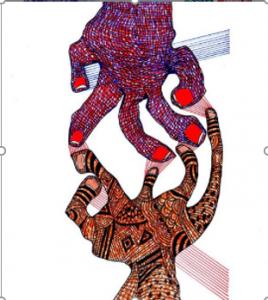 Dibujo del Maestro Miguel Ángel Gélvez Ramírez - Corporal 4/20 - Arti - Tienda de arte y diseño