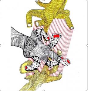 Dibujo del Maestro Miguel Ángel Gélvez Ramírez - Corporal 17/20 - Arti - Tienda de arte y diseño