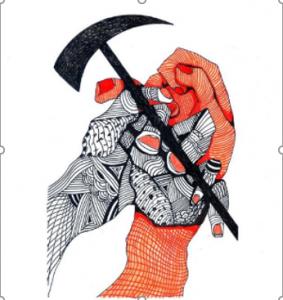 Dibujo del Maestro Miguel Ángel Gélvez Ramírez - Corporal 5/20 - Arti - Tienda de arte y diseño