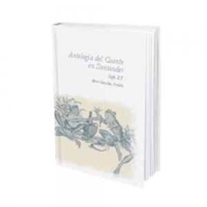 Antología del Cuento en Santander Siglo XX - Alirio González Castillo - Arti - Tienda de arte y diseño