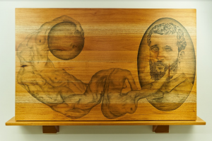 Obra  de Maestro Joan Suarez - Voluptuosidad y Ausencia - Arti - Tienda de arte y diseño