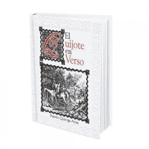 El Quijote en Verso -  Ramiro Quiroga Ariza  - Arti - Tienda de arte y diseño